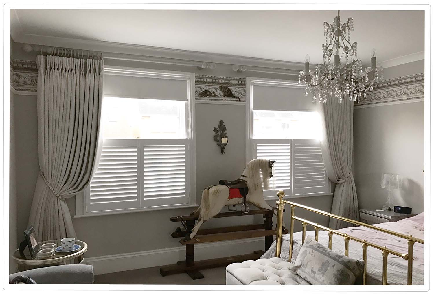 Home Blinds Shutters Creative Curtains Interiors